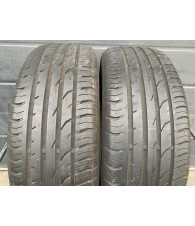 215/60R17 Continental ContiPremium Contact 2szt zima 6,2mm nr719