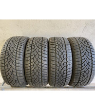 215/40R17 Dunlop SP Winter Sport 3D XL komplet opon zima 7,5mm nr753