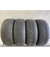 205/50R17 Michelin Alpin 5 XL komplet opon zima 7,4mm nr754