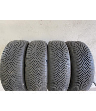 225/55R17 Michelin Alpin 5 komplet opon zima 7,5mm nr755
