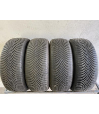 225/55R17 Michelin Alpin 5 komplet opon zima 7,8mm nr757