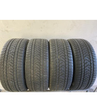 265/45R21 Pirelli Scorpion Winter komplet opon zima 7,3mm nr213