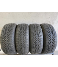 225/55R17 Michelin X-green Alpin A4 komplet zima 7,4mm nr768