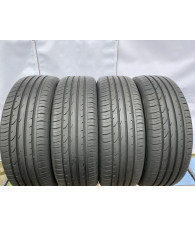 215/55R18 Continental ContiPremiumContact 2 komplet lato 7,8mm 860