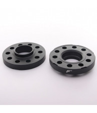 JRWS2 Spacers 20mm 5x130 71,6 71,6 Black