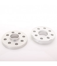 JRWS2 Spacers 20mm 4x98/5x98 58,1 58,1 Silver