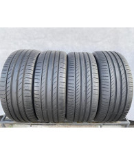 245/45R19 Continental ContiSportContact 5 komplet opon lato 7,2mm 9005