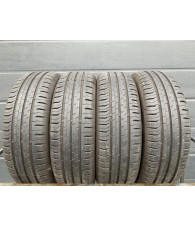 165/60R15 Continental ContiEcoContact 5 komplet opon lato 6,6mm nr5006
