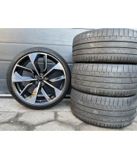 Oryginał Koła 275/30R20 Audi 8W0 RS4 S4 RS5 S5 5,8mm Continental lato