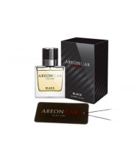 Areon Car Perfume Black 50ml Perfumy do auta, zapach