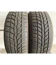 185/60R15 Hankook Winter Icept RS Para 2sztuki Opon Zima 7mm 1555